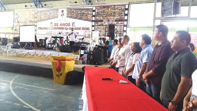 Associação Pestalozzi completa 25 Anos de Atividades em Coari