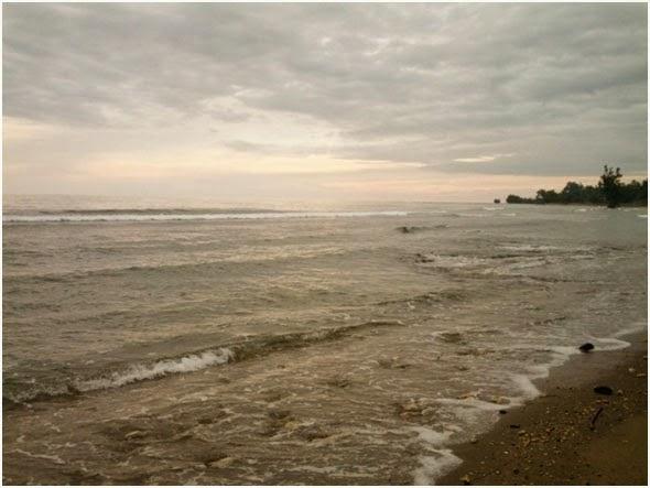 pantai sarudu