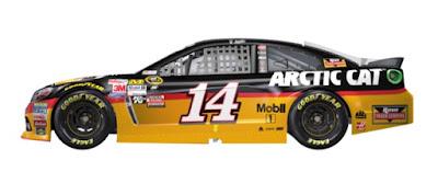 #14 Arctic Cat/Rush Truck Centers/Chevrolet