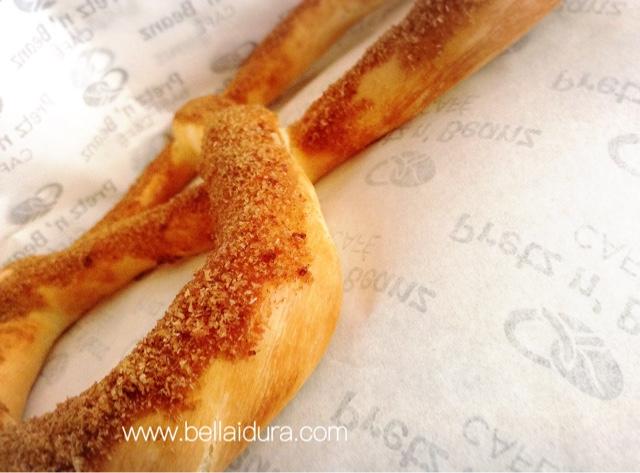 pretzel lembut dan sedap