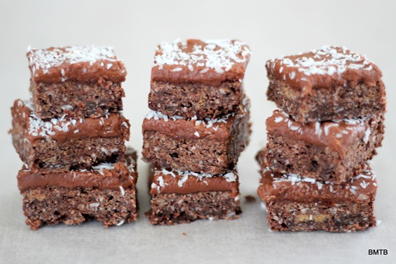 Chocolate Crunch Slice recipe by Baking Makes Things Better (2)