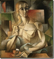 Jean_Metzinger,_Le_goûter,_Tea_Time,_1911,_75.9_x_70.2_cm,_Philadelphia_Museum_of_Art