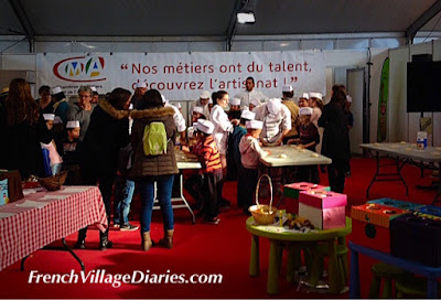French Village Diaries Les Gastronomades Angouleme food France
