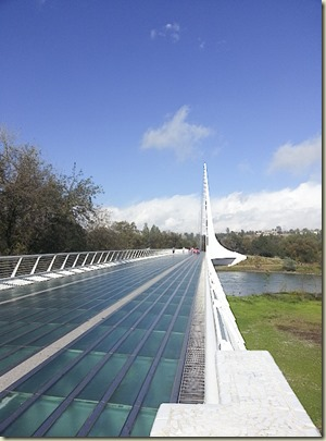 Redding River Walk & Sun Dial Bridge_3