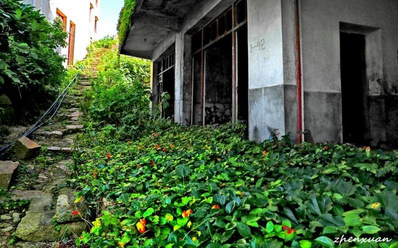 C'est de toute beauté : sites et lieux magnifiques de notre monde.  Gouqi-island-abandoned-village-3%25255B5%25255D