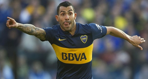 Carlos-Tevez-makes-Boca-Juniors-Debut