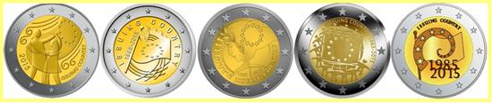 Finalistas concurso Bandera Europea