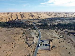 Béchar, Kenadsa, Taghit, Beni Abbès par route Mille lieues entre ciel et sables