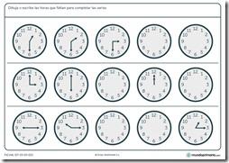 reloj agujas coloreartusdibujos (9)