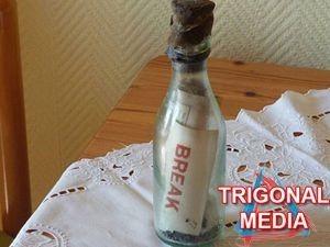 Pesan Dalam Botol Tertua di Dunia Telah Ditemukan!