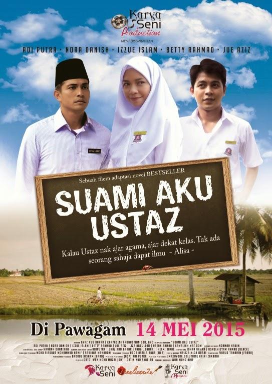 Poster Suami Aku Ustaz