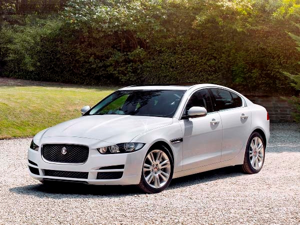 2017 Jaguar XE First Sport Sedan Car Review Specs