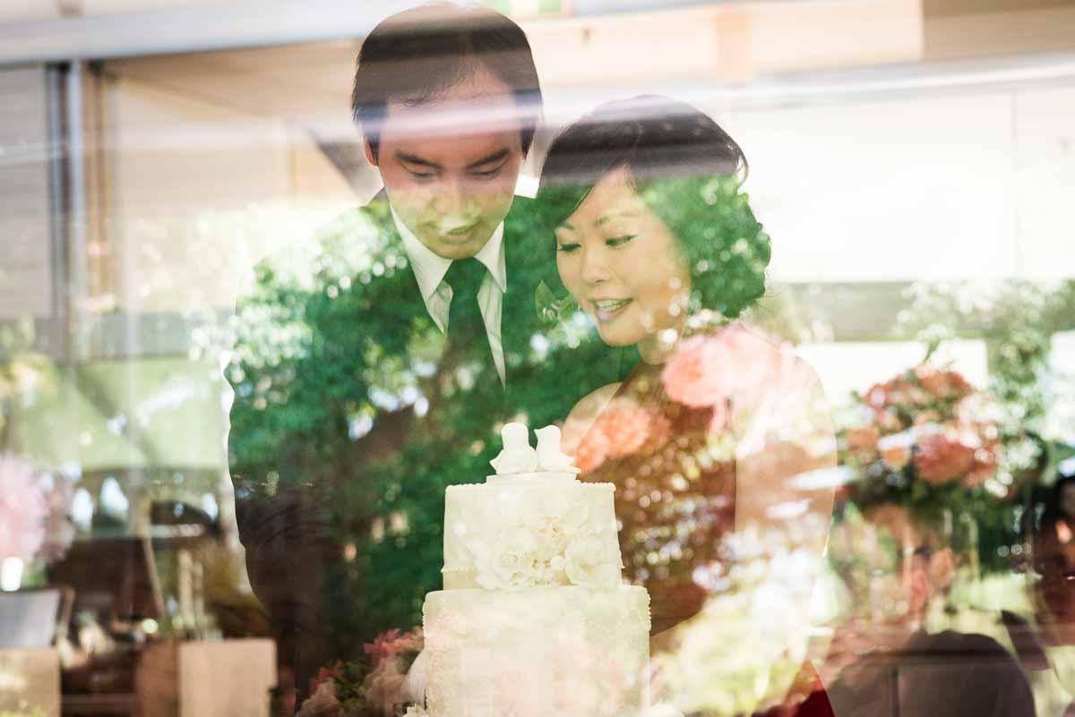 Holroyd gardens wedding