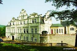 Novorenesanční zámek z r. 1884 na pravém břehu řeky byl postaven na místě původního hradu ze 16. století. Zámeček je nově zrekonstruován a dnes slouží jako restaurace a sídlo soukromé firmy. V městské čtvrti nalezneme také novogotickou kapli z r. 1865. Vlevo 600m městská čtvrť Tašovice. V ní se nachází nachází mohutné valy slovanského hradiště Starý Loket, postaveného v místech pravěkého sídliště z období mezolitu asi 8 000 - 5 500 př. n. l. Je ve tvaru nepravidelného obdélníku o délcestran asi 70 metrů. Při archeologickém průzkumu zde byly nalezeny pouze kamenné výrobky. Ostatní výrobky, které bylyz kostí a z jiných materiálů se bohužel vzhledem ke klimatu a typu půdy nedochovaly. Hradiště plnilo správní funkci ještěpřed vybudováním hradu Loket.