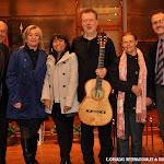 47: Juan grecos, Concejala de Cultura de Cheste Rosa Mª Cervera, Esther Hinojosa, Tom Kerstens, Mª Luisa Romero y José Luis Ruiz del Puerto