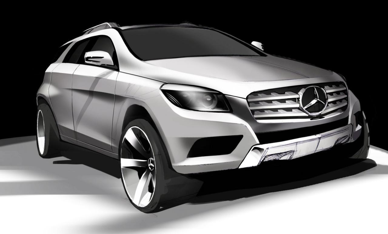 Mercedes-Benz Planning 2012
