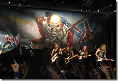Concierto de Iron Maiden Chile meet and greet entradas baratas gratis no agotadas