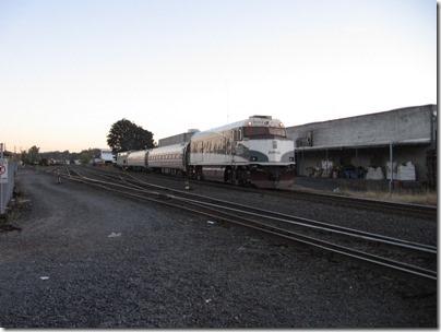 IMG_9019 Amtrak Cascades NPCU #90253 in Salem, Oregon on September 8, 2007