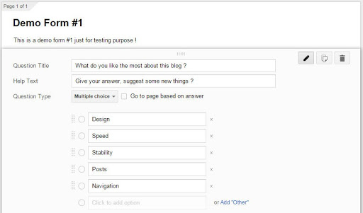 How to Create & Embed Survey using Free Google Forms