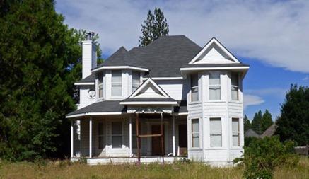 McCloud home