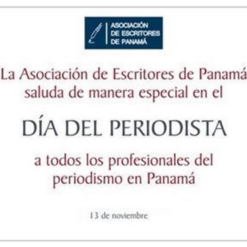 Día del Periodista en Panamá