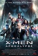 X-Men: Apocalypse (CAM)