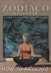 P00008 - Zodíaco  - Escorpio - La