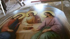 Строительство Иконостаса 2 часть фото