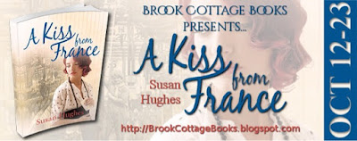 French Village Diaries book review A Kiss from France Susan Hughes Brook Cottage Books