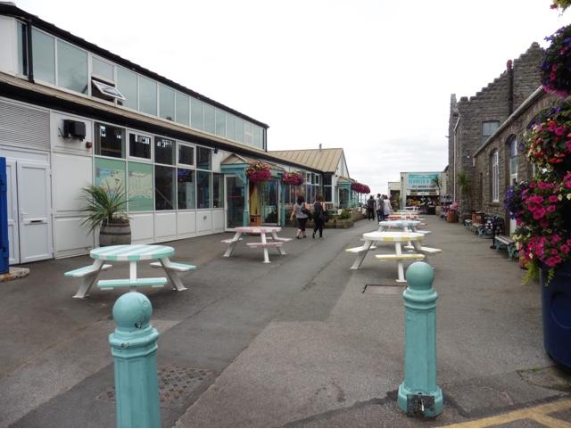 Mumbles Pier, Swansea, Wales