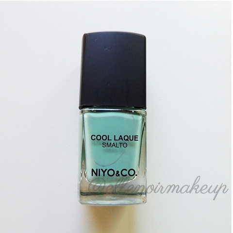 NIYO & CO. , smalto verde menta
