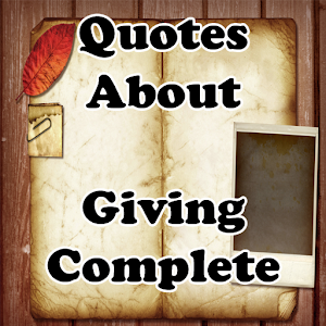 Download Quotes About Giving For PC Windows and Mac