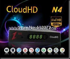 ATUALIZAÇÃO CLOUD HD N4