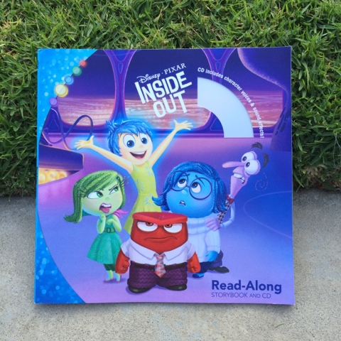 Inside Out Book and CD