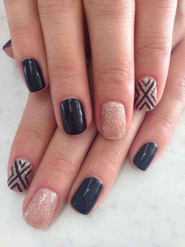 Style File: Super Nails Art Ideas for fall 2016