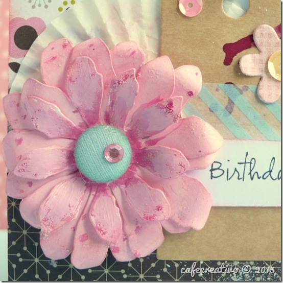 Sizzix Big Shot Plus - fiore margherita - fustella tim holtz by cafe creativo (1)
