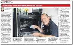 oven wizards press release chichester observer