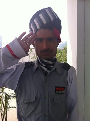 Витантонио Льюцци на Гран-при Индии 2011