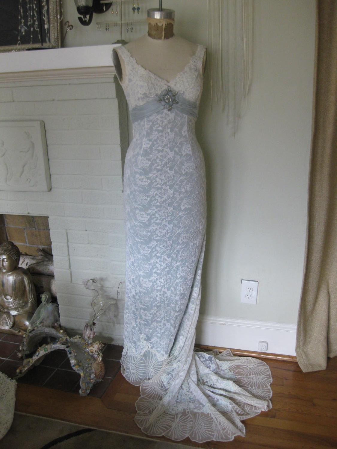 Lace Wedding Gown Reserved
