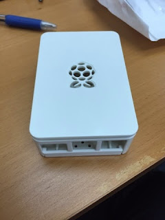 Raspberry Pi 2 White Casing