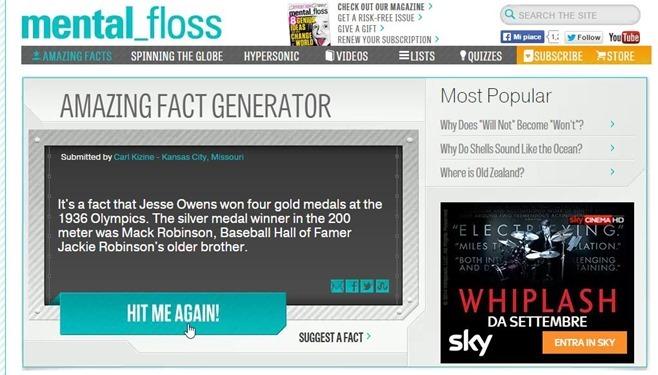 generatore-di-informazioni