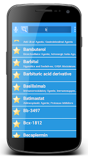 Medical Drug Dictionary screenshot for Android
