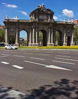 ... la Puerta de Alcalá