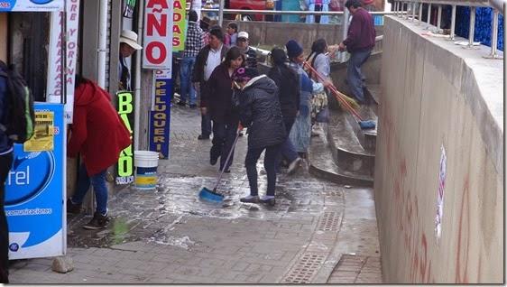 Mercados de El Alto
