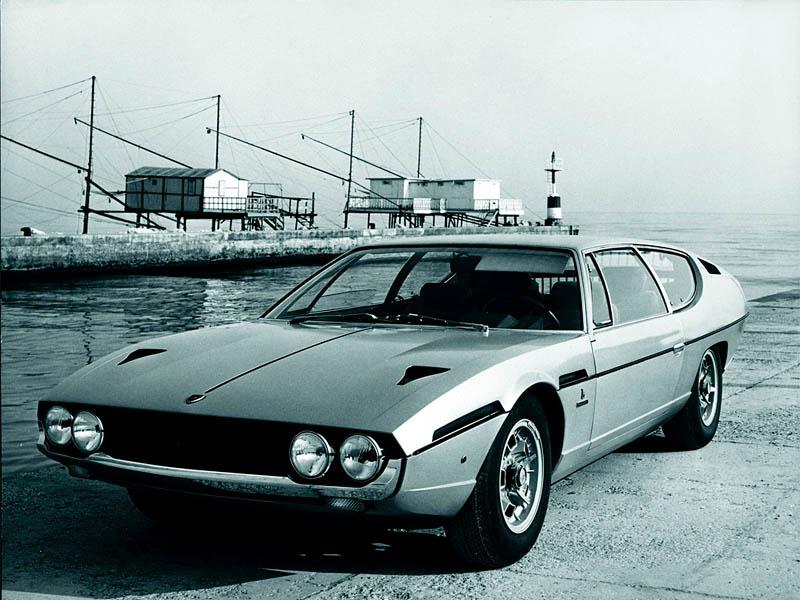 Lamborghini Espada 400, 1968: