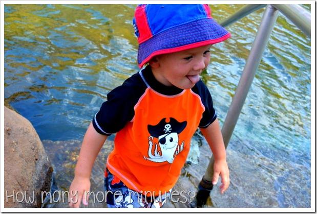 Swimming at Edith Falls | How Many More Minutes?