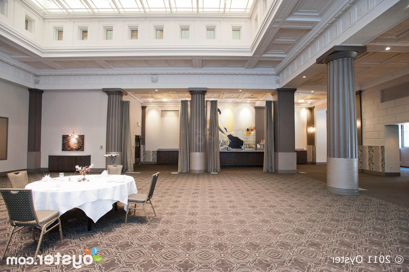 The Magnolia Ballroom at the Magnolia Hotel Denver