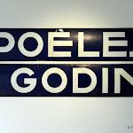 """Familistère : musée, plaques """"poêles Godin"""""""