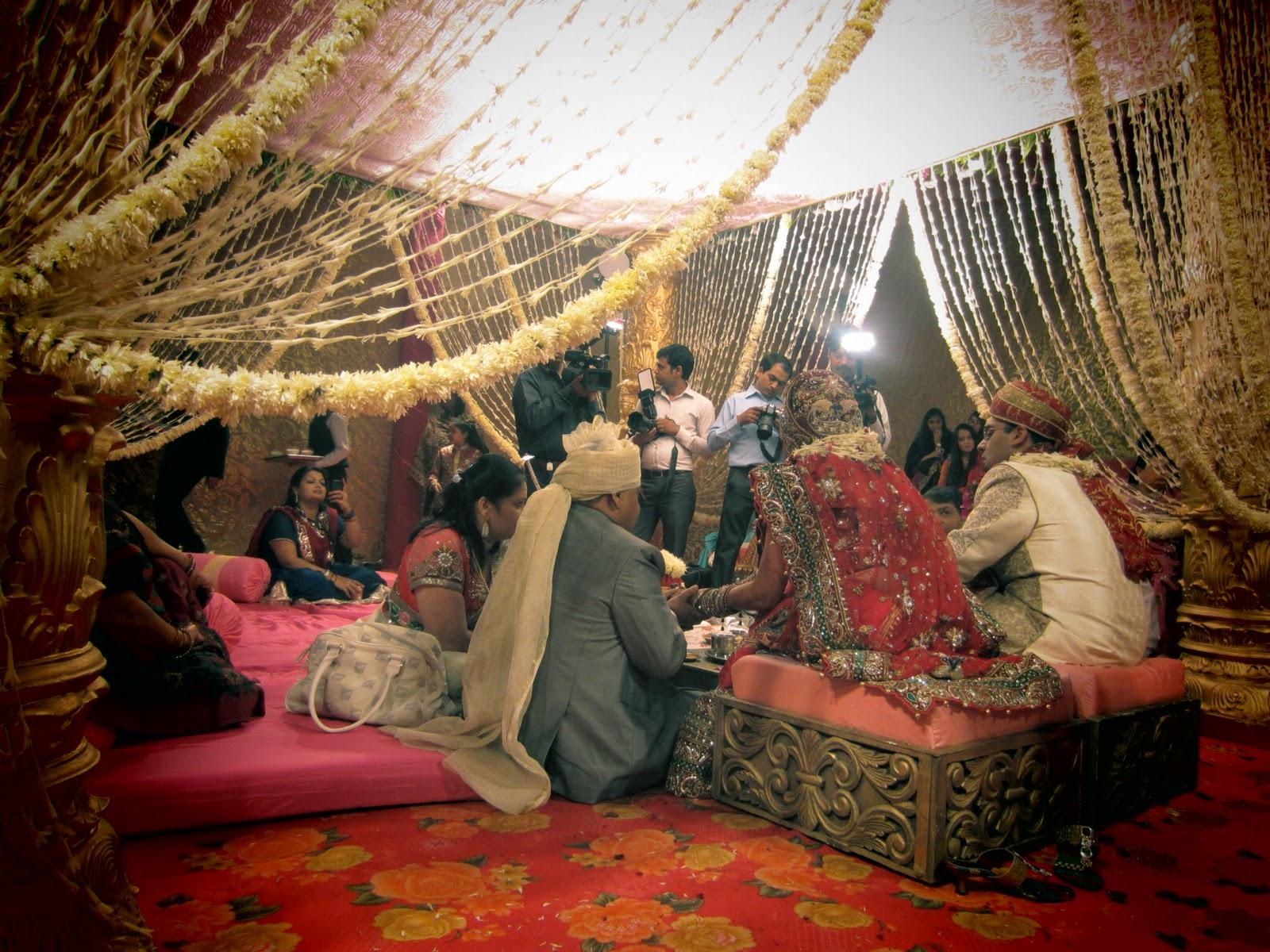 Festival: Indian Wedding