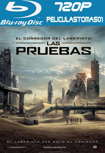 El Corredor del Laberinto 2: Las Pruebas (2015) [BDRip m720p/Dual Castellano-ingles]
